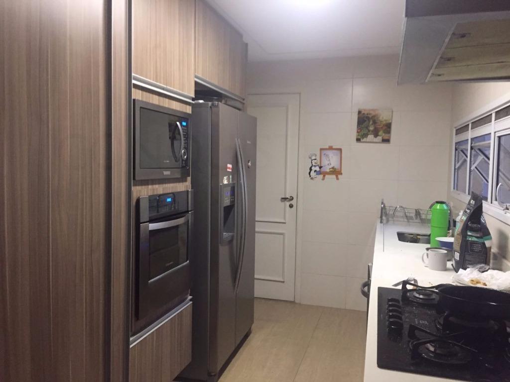 apartamento para venda, 3 dormitórios, centro - são bernardo do campo - 3331