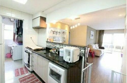 apartamento para venda, 3 dormitórios, centro - são bernardo do campo - 3924