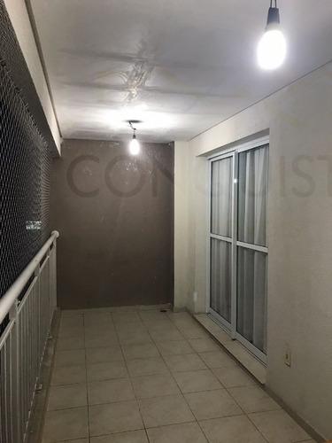 apartamento para venda, 3 dormitórios, centro - são bernardo do campo - 4027