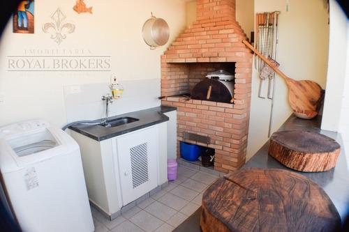 apartamento para venda, 3 dormitórios, centro - ubatuba - 129