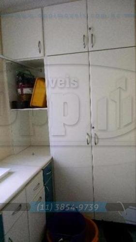 apartamento para venda, 3 dormitórios, chácara inglesa - são paulo - 2913