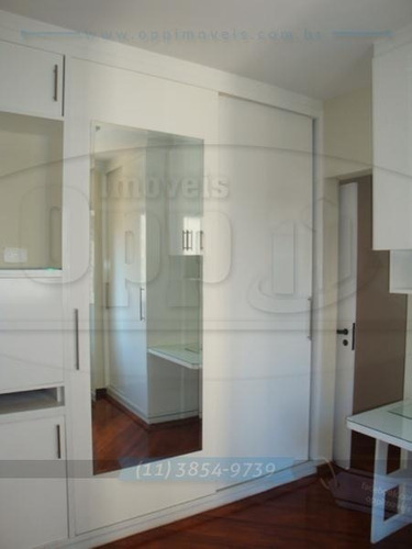 apartamento para venda, 3 dormitórios, chacara klabin - são paulo - 3492
