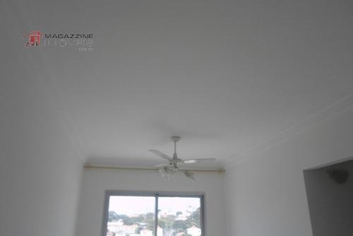 apartamento para venda, 3 dormitórios, cidade ademar - são paulo - 2102