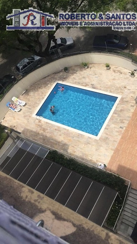 apartamento para venda, 3 dormitórios, city américa - são paulo - 9096