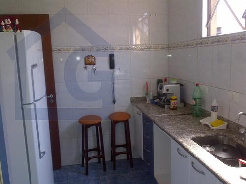 apartamento para venda, 3 dormitórios, demarchi - são bernardo do campo - 2013