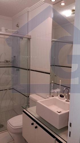 apartamento para venda, 3 dormitórios, demarchi - são bernardo do campo - 2691