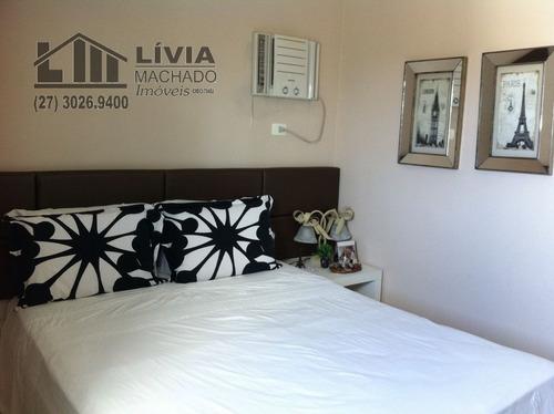apartamento para venda, 3 dormitórios, enseada do suá - vitória - 1528