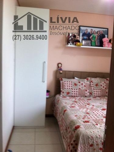 apartamento para venda, 3 dormitórios, enseada do suá - vitória - 1532