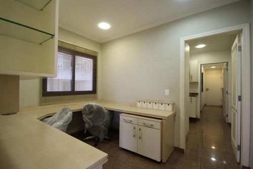 apartamento para venda, 3 dormitórios, higienópolis - são paulo - 1507