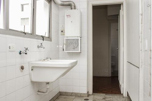 apartamento para venda, 3 dormitórios, higienópolis - são paulo - 1885