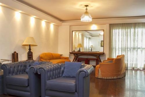 apartamento para venda, 3 dormitórios, higienópolis - são paulo - 1924