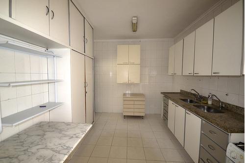 apartamento para venda, 3 dormitórios, higienópolis - são paulo - 2981