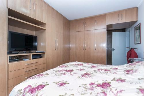 apartamento para venda, 3 dormitórios, higienópolis - são paulo - 3533