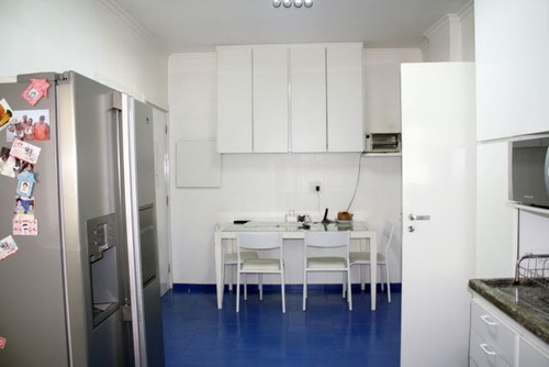 apartamento para venda, 3 dormitórios, higienópolis - são paulo - 3565