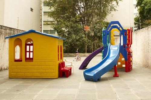 apartamento para venda, 3 dormitórios, higienópolis - são paulo - 3657