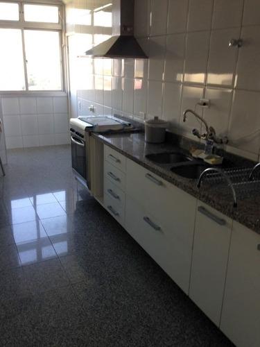 apartamento para venda, 3 dormitórios, higienópolis - são paulo - 4380
