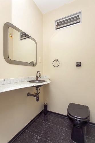 apartamento para venda, 3 dormitórios, higienópolis - são paulo - 4467
