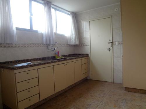apartamento para venda, 3 dormitórios, higienópolis - são paulo - 4657