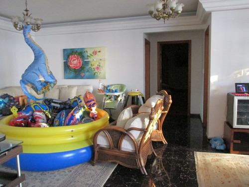 apartamento para venda, 3 dormitórios, higienópolis - são paulo - 4759