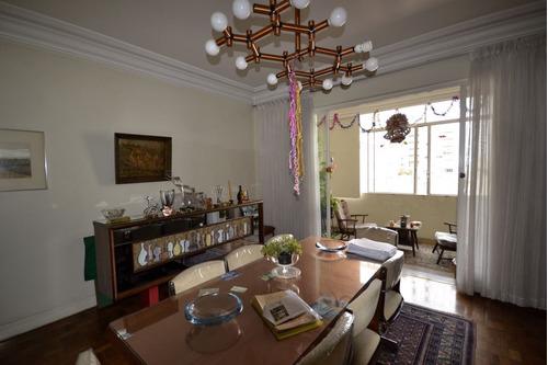 apartamento para venda, 3 dormitórios, higienópolis - são paulo - 5186