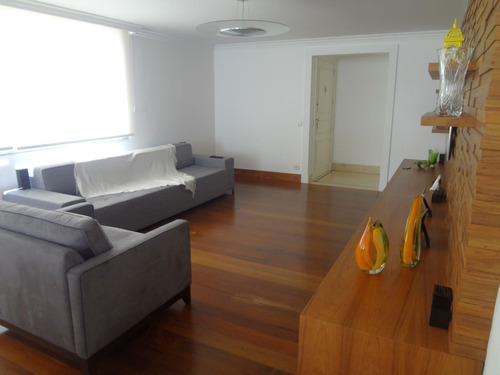 apartamento para venda, 3 dormitórios, higienópolis - são paulo - 5482