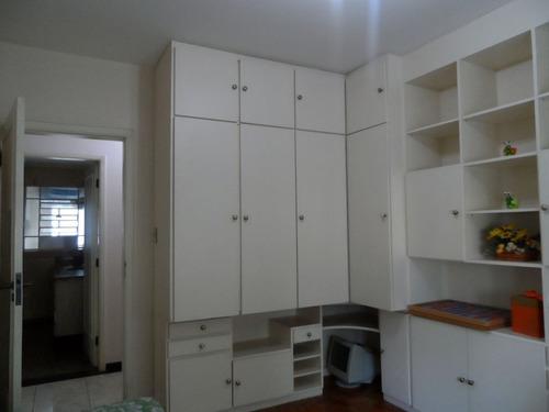 apartamento para venda, 3 dormitórios, higienópolis - são paulo - 5927