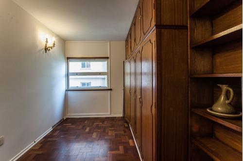 apartamento para venda, 3 dormitórios, higienópolis - são paulo - 6420