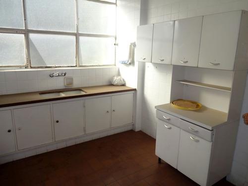 apartamento para venda, 3 dormitórios, higienópolis - são paulo - 6585