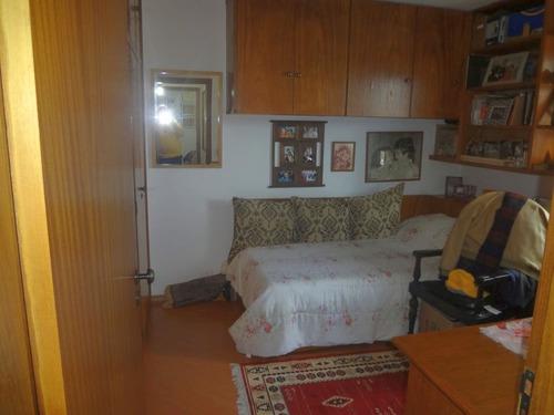 apartamento para venda, 3 dormitórios, higienópolis - são paulo - 6784