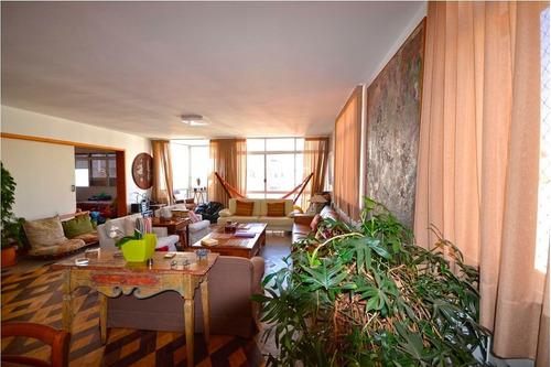 apartamento para venda, 3 dormitórios, higienópolis - são paulo - 7105