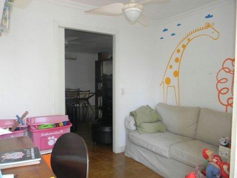 apartamento para venda, 3 dormitórios, higienópolis - são paulo - 7122