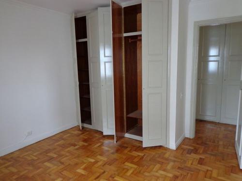 apartamento para venda, 3 dormitórios, higienópolis - são paulo - 751