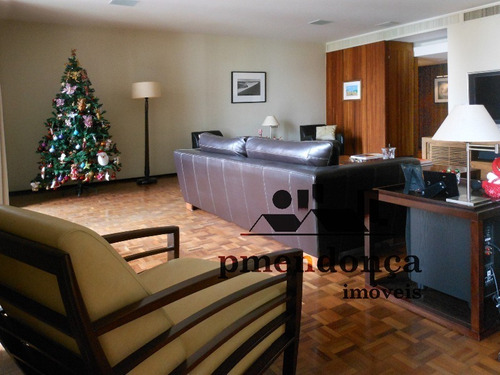 apartamento para venda, 3 dormitórios, higienopolis - são paulo - 7587