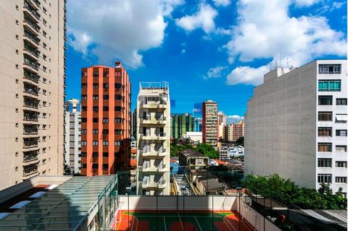 apartamento para venda, 3 dormitórios, higienópolis - são paulo - 7917