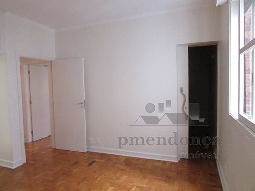 apartamento para venda, 3 dormitórios, higienópolis - são paulo - 8976