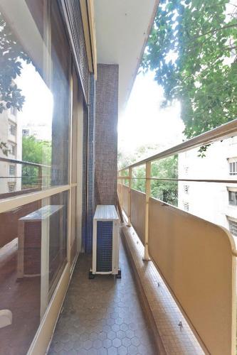 apartamento para venda, 3 dormitórios, higienópolis - são paulo - 8994