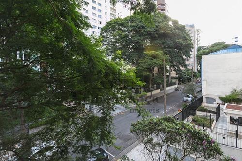 apartamento para venda, 3 dormitórios, higienópolis - são paulo - 9196