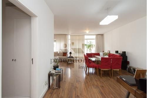 apartamento para venda, 3 dormitórios, higienópolis - são paulo - 9558