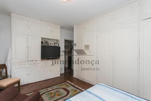 apartamento para venda, 3 dormitórios, higienópolis - são paulo - 9768