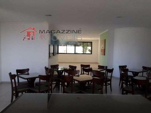 apartamento para venda, 3 dormitórios, interlagos - são paulo - 2819