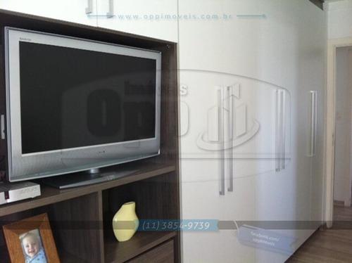 apartamento para venda, 3 dormitórios, ipiranga - são paulo - 2262