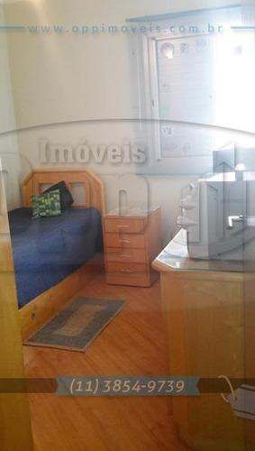 apartamento para venda, 3 dormitórios, ipiranga - são paulo - 2375