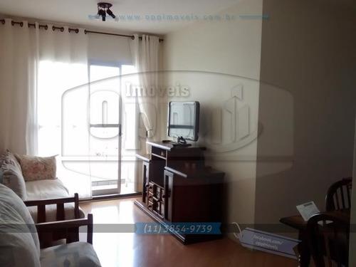 apartamento para venda, 3 dormitórios, ipiranga - são paulo - 2451