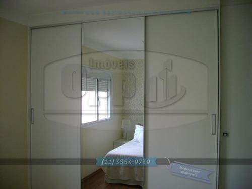 apartamento para venda, 3 dormitórios, ipiranga - são paulo - 2725