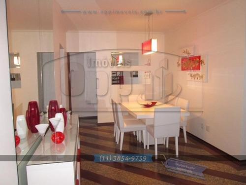 apartamento para venda, 3 dormitórios, ipiranga - são paulo - 3219