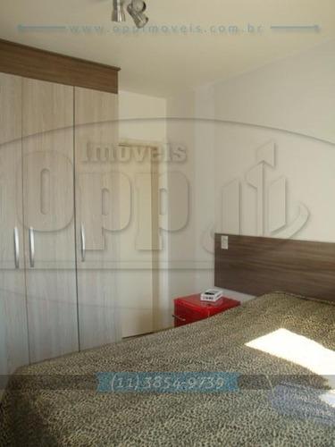 apartamento para venda, 3 dormitórios, ipiranga - são paulo - 3406