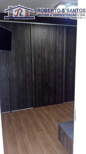 apartamento para venda, 3 dormitórios, jaraguá - são paulo - 9170