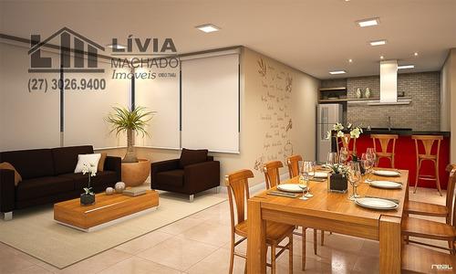 apartamento para venda, 3 dormitórios, jardim camburi - vitória - 1404