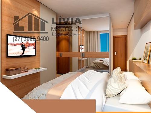 apartamento para venda, 3 dormitórios, jardim camburi - vitória - 1449