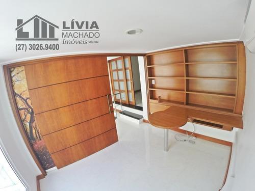 apartamento para venda, 3 dormitórios, jardim camburi - vitória - 1835